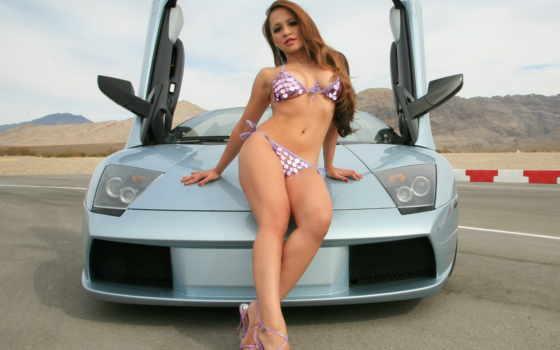 девушка, красивые, авто, devushki, автомобили,