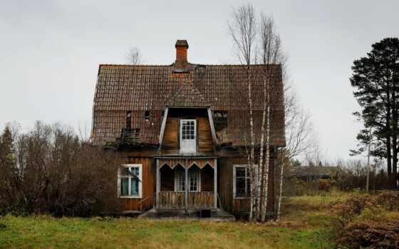 house, природа, картинка, goodfon