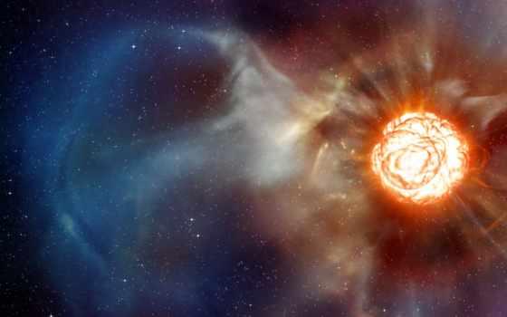 взрыв, сверхновая, звезда, картинка, космос, сверхновой, катострофа,