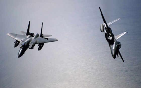 plane, fighter