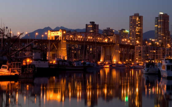 burrard, bridge