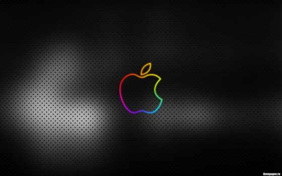 apple радужный