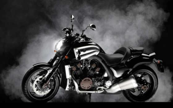 yamaha, max, мотоцикл