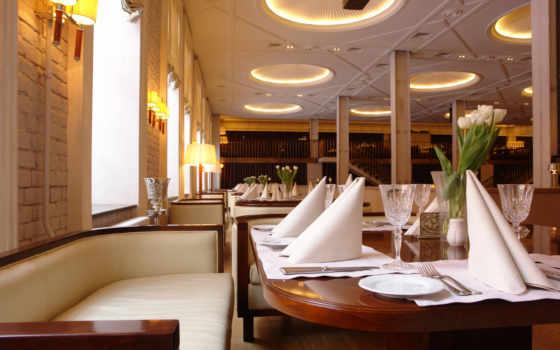 интерьер, ресторана, диваны, ресторан, картинка, bar, земляных,