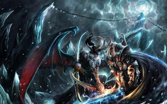 warcraft, wow, reign, iii,