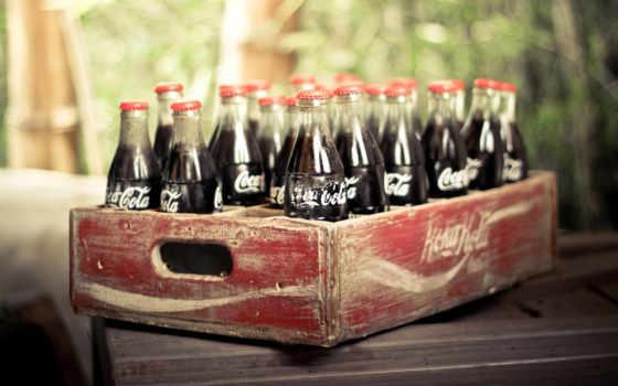 cola, coca, напиток