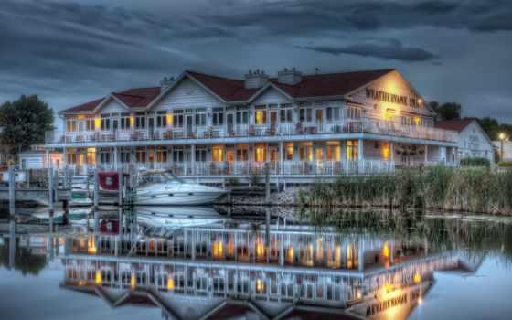 montague, inn, weathervane, michigan, hotel, minnesota, озеро, shutterrunner,