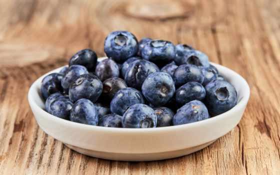 ягоды, черника, wood, fresh, berries,