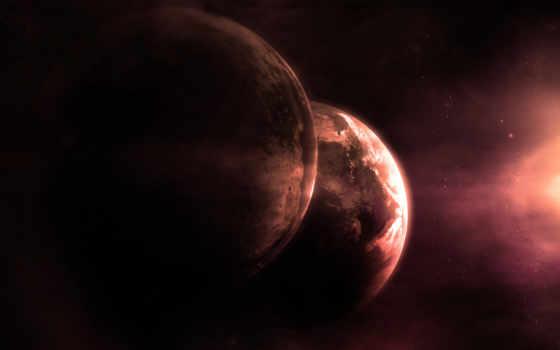 мрак, планеты