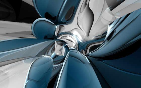 abstract, metal Фон № 20740 разрешение 1920x1200