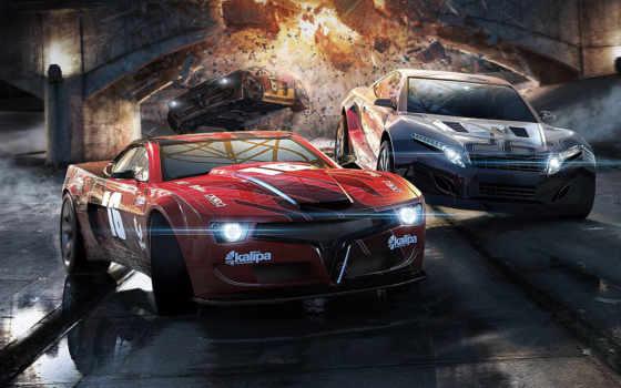 машины, спортивные, нов