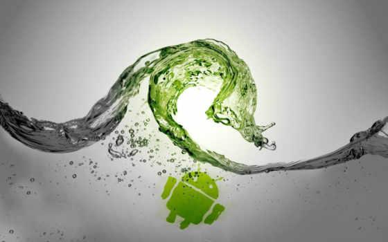 android, logo, изображение