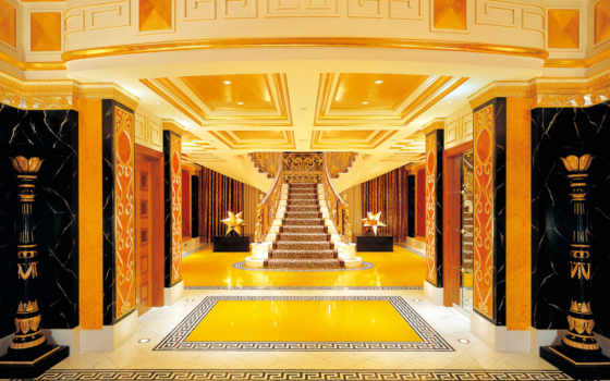 бурдж, арабский, hotel