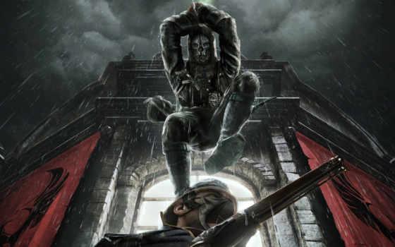 dishonored, издание, definitive, версия, игры, новости, июл, les,