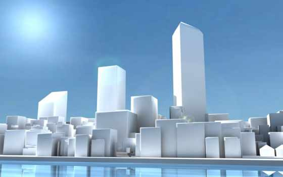 город, chart, небоскрёб, white, картонный, gear, architecture