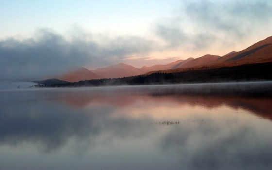 lake, wallpaper, fog, dawn, morning, mountain, early, nature, wallpapers, شما, and, fondos, la,