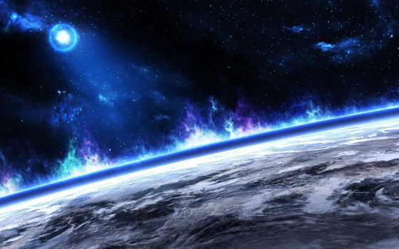 планета, небо Фон № 24606 разрешение 1920x1080