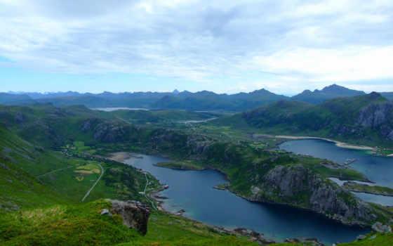 норвегия, lofoten, northern