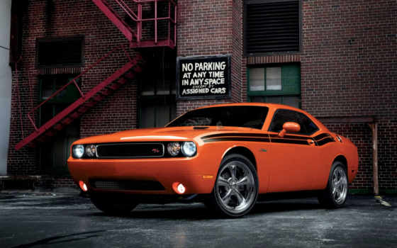 dodge, challenger, car