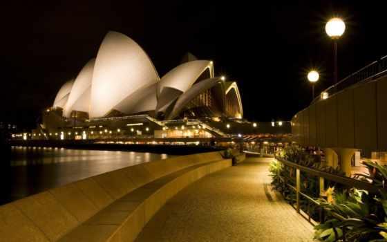 австралия, театр