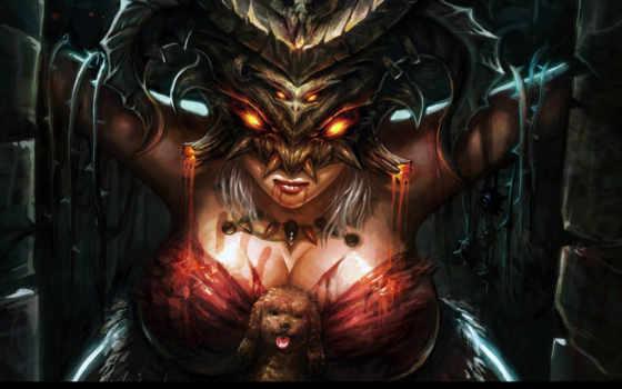 картинка, witch, маска