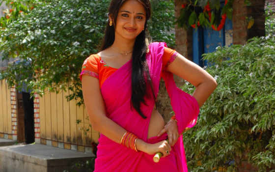 anushka, shetty, saree, images, hot, pics, актриса, photos,