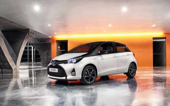 toyota, yaris, hybrid, хэтчбека, hatchback, new, янв, двигателя, company,