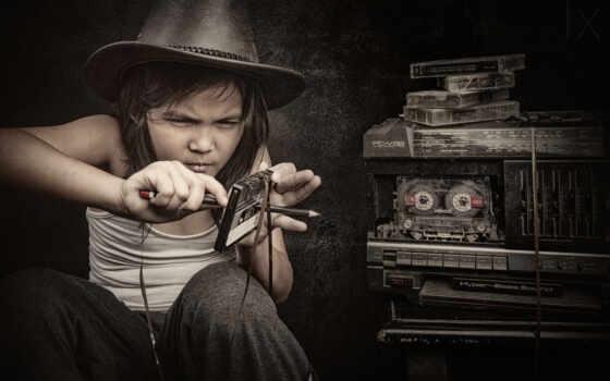 ochooou, tape, кассета, duvar, los, музыка, tech, headphones,