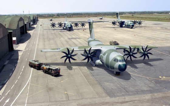 военный, аэродром, самолеты