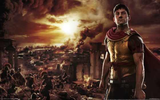рим, war, total, игры, roman,