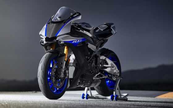 мотоцикл, yamaha, r1m, sporty
