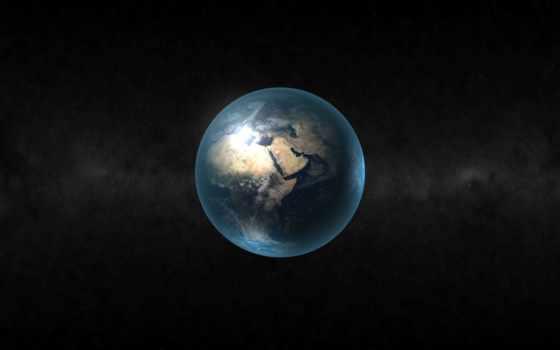 космос, планеты, земля