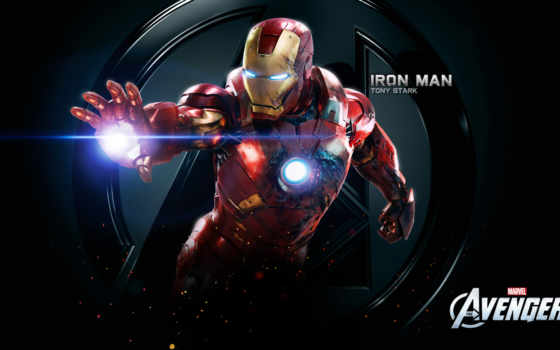 мужчина, iron, ecran, fonds, les, avengers, fond, ironman, sound,