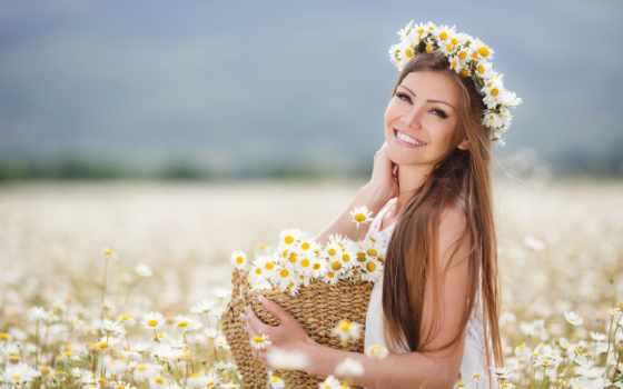 девушка, devushki, цветами, cvety, красивые, природа, аватар, страница, дизайна, графики, rylik,