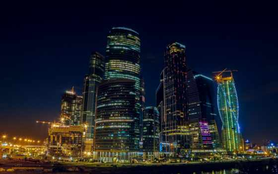 москва, город, business, россия,