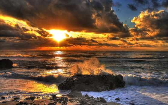 коллекция, user, пляж, смотреть, ocean, волна, авиакатастрофа, закат, could