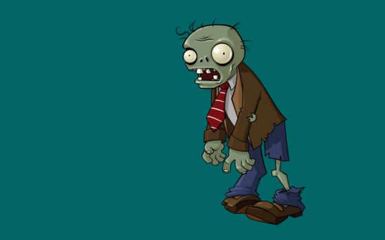 zombies, plants