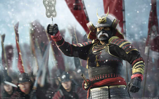 shogun, total, war,