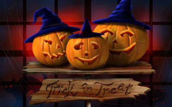 halloween, свой, праздник, powerpoint, tapety,