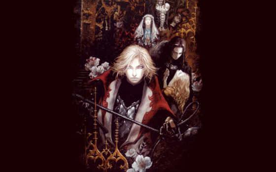 castlevania, ayami, kojima, lament, innocence, art, concept, japanese, game,