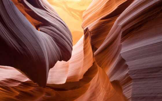 каньон, antelope, arizona, low, природа, rock, оранжевый, тема, upload, grand, свет
