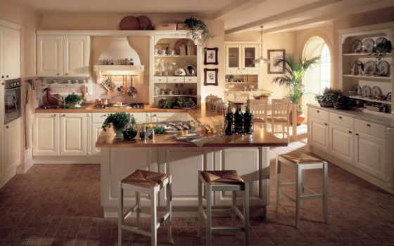 кухни, interior