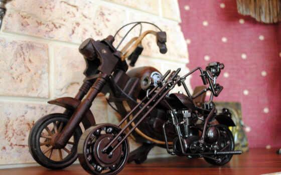 интерьер, мотоциклы