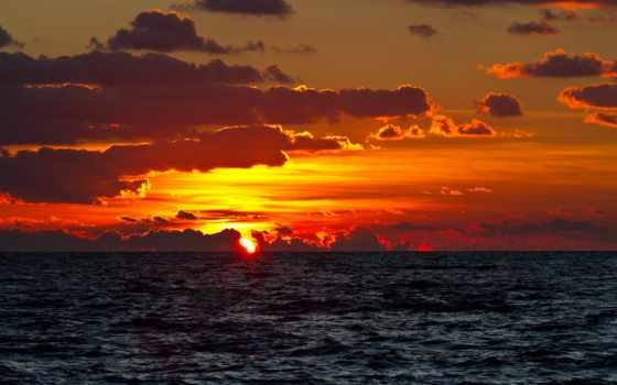 закат, восход, echinocțiul