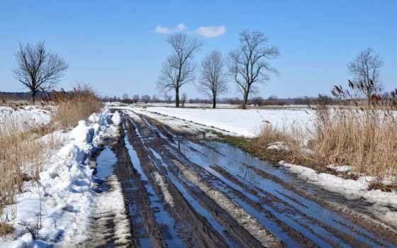 весна, landscape, дорога, поле, фотографий, россия, landscapes, yellowstone, туман, steam,