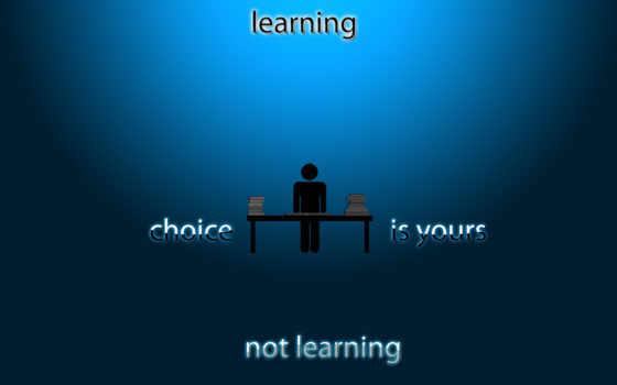 учеба, выбор