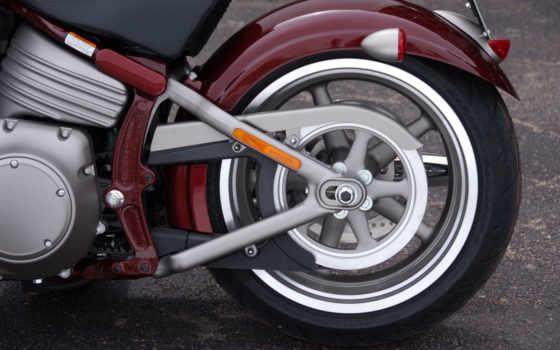 ,davidson, harley, rock, мотоцикл, jo, широкий, колесо, softail