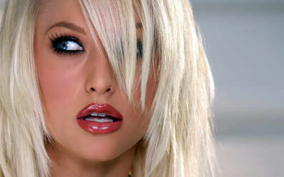 макияж, блондинок, глаз, глазами, голубыми, голубых, вечер, блондинки,