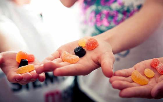 мармелад, children, руки, смайлы, настроение, делают, сладость, еда, разное, home, десерт,