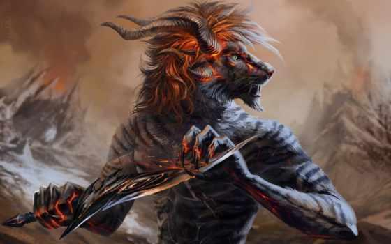,, cg artwork, демон, мифология, военачальник, сверхъестественное существо, компьютерная игра, , фантазия,